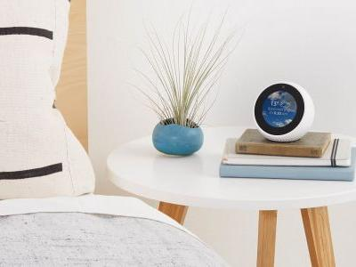 Amazon Echo Spot finally gets a UK release - you can pre-order today