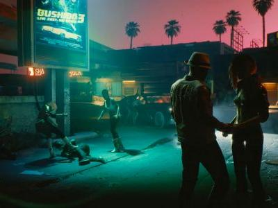 Cyberpunk 2077 New Video Shows Off Off Screen Footage From Gameplay Demo at E3
