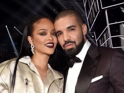 Rihanna's Exes Chris Brown & Drake Might Be Releasing a Song Together