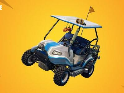 How to find and use the All Terrain Karts in 'Fortnite: Battle Royale' Season 5
