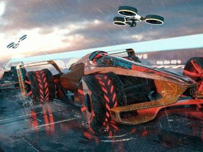 Here's McLaren's Crazy Vision Of What Formula 1 Might Be Like In 2050