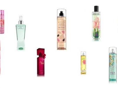 10 Yummy Summer Fragrances from Bath and Body Works