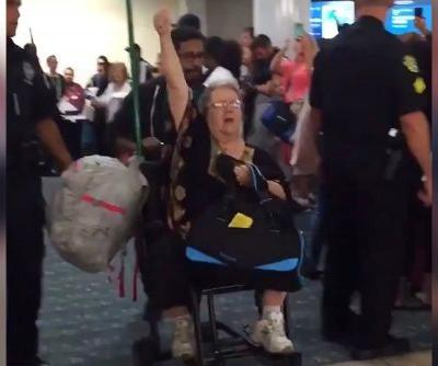 Emotional support squirrel gets woman kicked off flight, passengers cheer