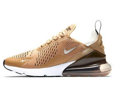 """Nike Reworks the Air Max 270 In """"Elemental Gold"""""""