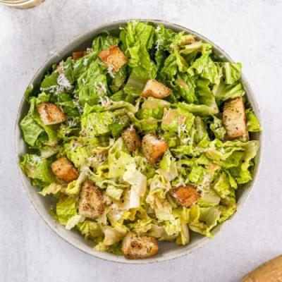 Caesar Dressing for Two