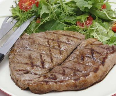 'Well Done' Red Meat Linked to Liver Disease, Diabetes Risk Factor