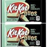Mint Dark Chocolate KitKats Are Reportedly Coming This Year, and We're Suddenly Impatient