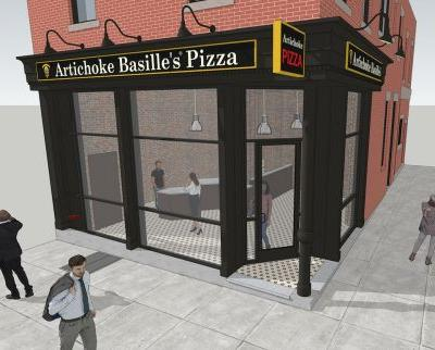 Artichoke Basille's Pizza Begins Construction on New Location Coming to Hoboken, New Jersey