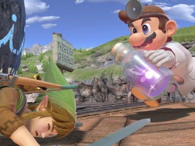 Super Smash Bros. Ultimate is getting its first major update 'within the next week'