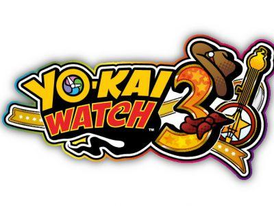 PR - After Downloading the Free Update for YO-KAI WATCH BLASTERS Today, Get Excited for the Launch of YO-KAI WATCH 3 on Feb. 8