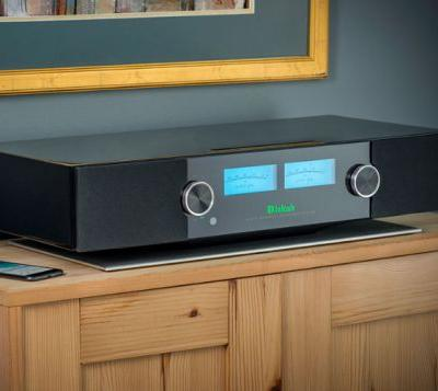 McIntosh Labs RS200 wireless speaker system $3,000