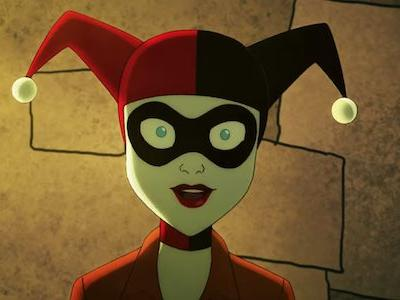 The Joker Will Apparently Drop F-Bombs On DC Universe's Harley Quinn Show