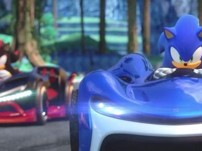Team Sonic Racing Out Now, Bizarre Live Action Trailer Released