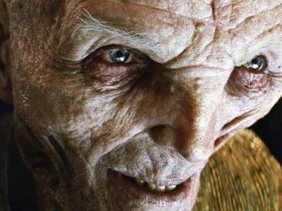 Star Wars: Last Jedi Reveals Snoke's Own Vader 'Connection'