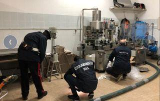 Authorities bust criminal ring dealing in 'yellow gold' aka fake olive oil