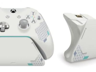 New Xbox One Controller Gives Your Game Session An Athletic Twist
