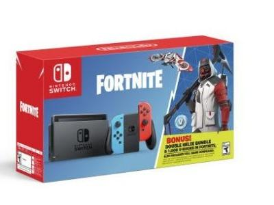 Fortnite Is Getting Its Own Nintendo Switch Bundle