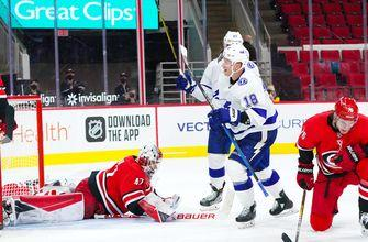 Ondrej Palat nets game winner as Lightning come back to top Hurricanes 4-2