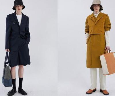 """ADER error Is All Grown up in SS21 """"Layering Time"""" Collection"""