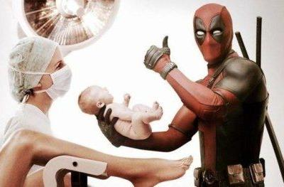 Deadpool 2 Cut a Post-Credit Scene Featuring Baby HitlerTest