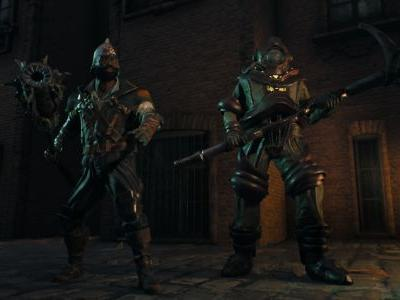 Egress, a New Battle Royale With Souls-like Combat, Announced