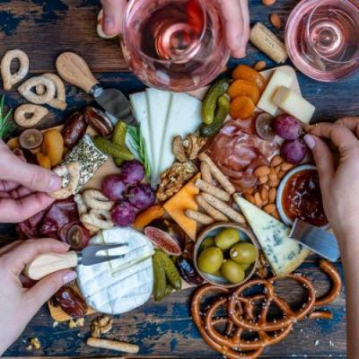 Best Charcuterie And Cheese Platter