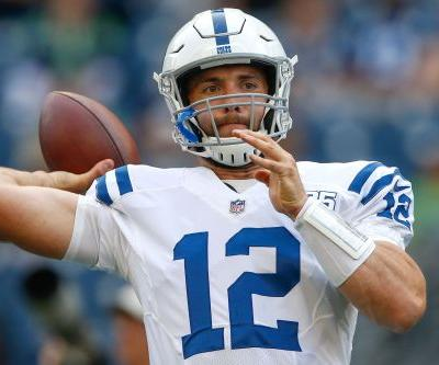Andrew Luck passes first test in return to NFL