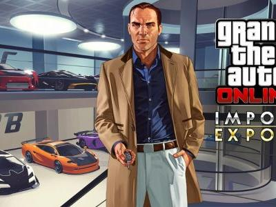 This Week's GTA Online Update Offers Bonus Rewards For Vehicle Cargo And CEO Missions