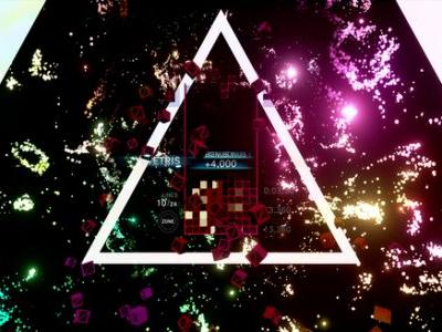 Tetris Effect Will Completely Take Over Your Life in November