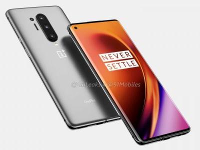 Alleged OnePlus 8 Pro renders show quad cameras, punch-hole display
