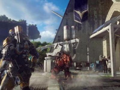 Anthem's Internal Alpha Test at Bioware Results in Welcome Quality-of-Life Fixes
