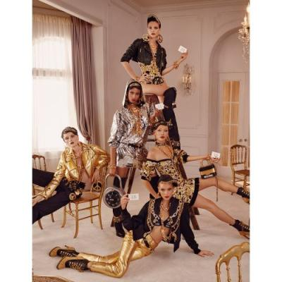 Here's Your First Look At The H&M x Moschino Campaign