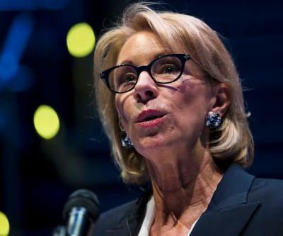 Devos proposes overhaul to sex misconduct procedures on campus