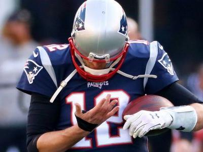 Tom Brady to cameraman: 'F- out the way'