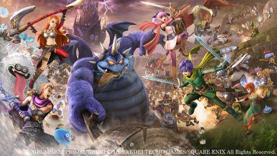 Dragon Quest Heroes II release leaked by Best Buy