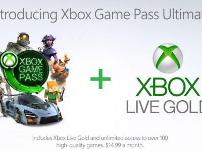 All-inclusive Xbox Game Pass Ultimate announced