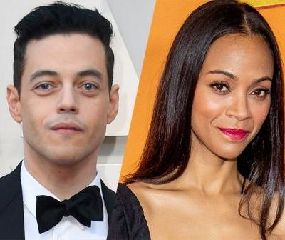 Rami Malek & Zoe Saldana Join David O. Russell's A-List Cast For Untitled Feature