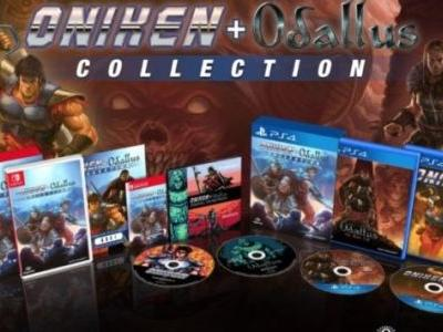 Oniken and Odallus Coming to Nintendo Switch