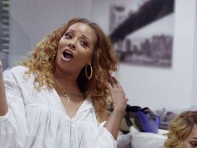 New Real Housewives Of Atlanta Tonight- Eva Marcille Spreads Rumor About Cynthia Bailey
