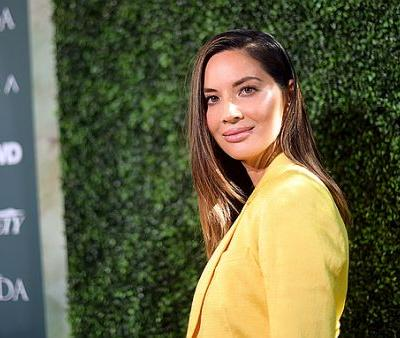 Olivia Munn Literally Just Wiped Out Plastic Surgery Speculation