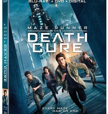 Blu-ray Review: Maze Runner: The Death Cure