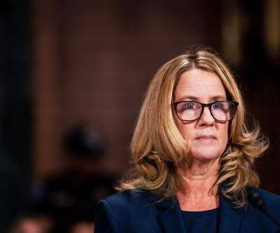 Christine Blasey Ford donating her GoFundMe money to sexual assault survivors