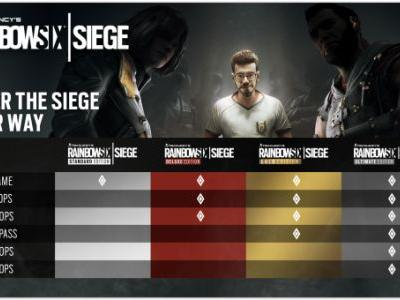 Rainbow Six Siege coming to Xbox Game Pass for console and Android on October 22