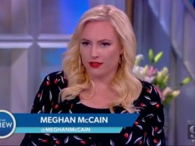WH Aide Reportedly Promised Meghan McCain She'd Apologize Publicly for Comment About Her Dad
