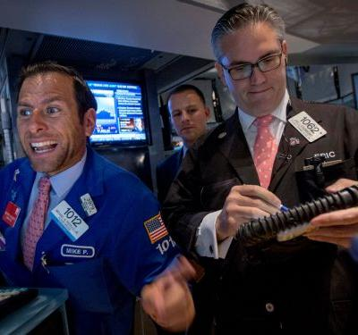 There could be good news coming for one side of a war tearing Wall Street apart