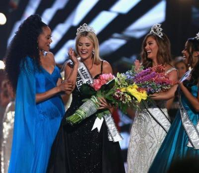 Read the Miss USA pageant Q&A segment, which involved Boy Scouts and voting rights