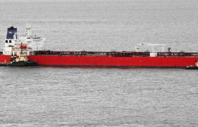 UK ARMED FORCES seize control of oil tanker & detain 7 people after reported 'hijacking attempt' by stowaways