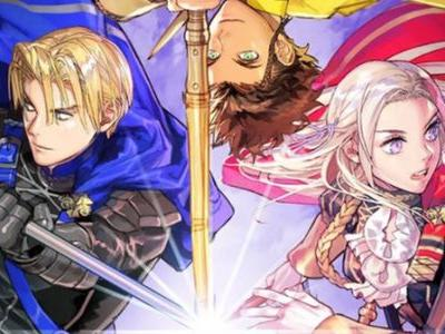 Fire Emblem: Three Houses sells 800k digitally in July 2019, making for a franchise best