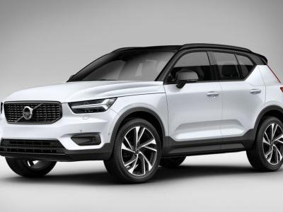 The All-New Volvo XC40 Is An XC90 That Has Shrunk In The Wash
