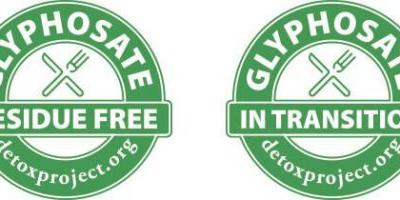 "Look For ""Glyphosate Residue Free"" Certification Coming Soon!"